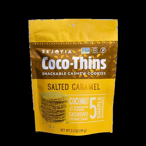 Sejoyia, Coco-Thins Salted Caramel