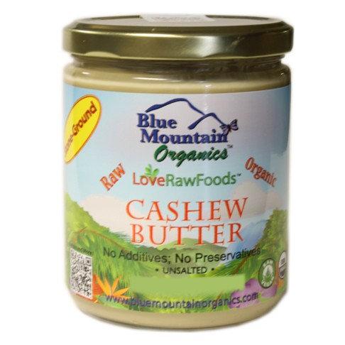 BMO, Cashew Butter, RAW Org