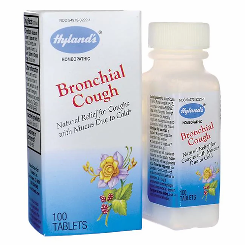 Hylands, Bronchial