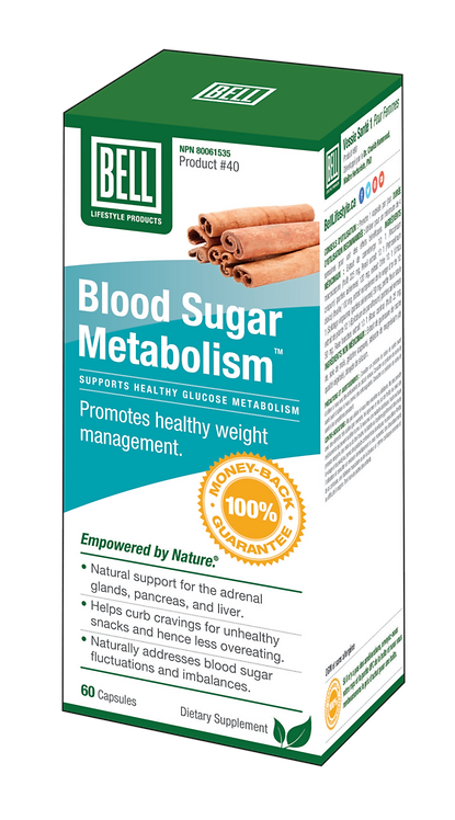 Bell Blood Sugar Metabolism