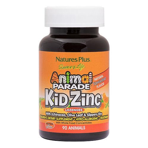 Natures Plus, AP Kidz Zinc 90 cnts