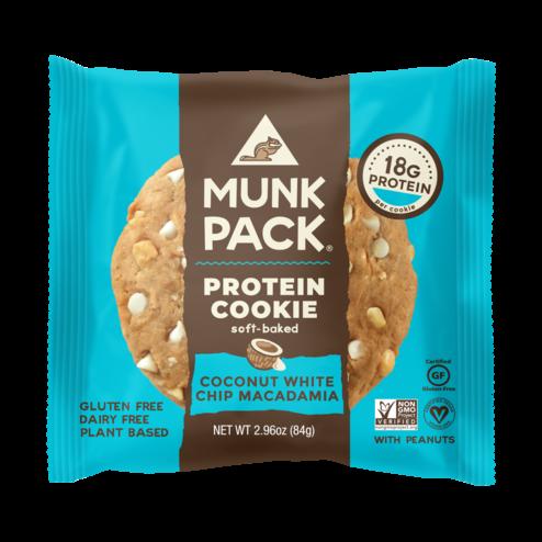 Munk Pack, Coconut White Choc Macadamia Cookie