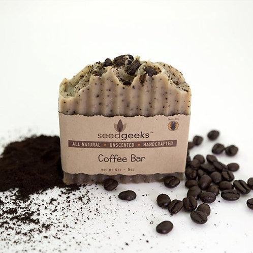 Seed Geeks, Coffee Bar Soap