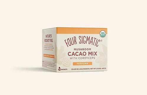 Four Sigmatic Mushroom Cacao with Cordyceps