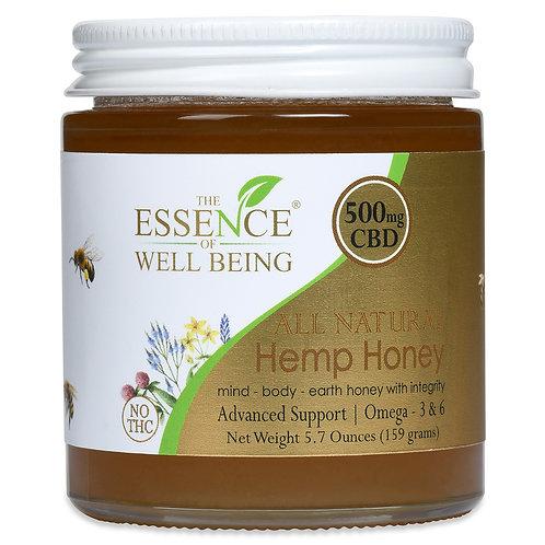 EW, Honey Jar Orange Blossom 500mg
