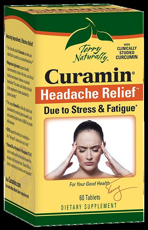 Terry Naturally CURAMIN® HEADACHE RELIEF 60 tabs