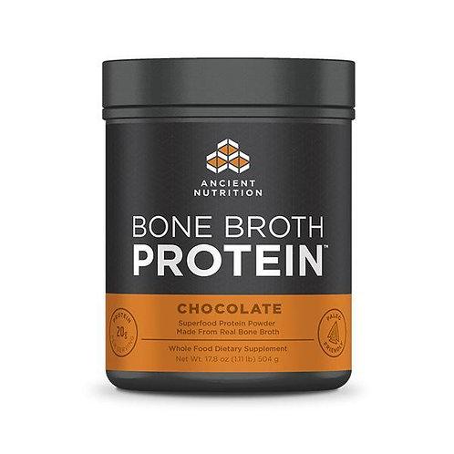 AN, Bone Broth Protein Chocolate