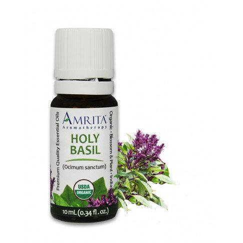 Amrita, Basil, Holy, Organic