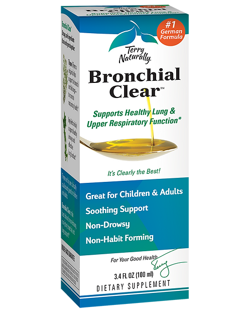 Terry Naturally, Bronchial Clear™ Liquid