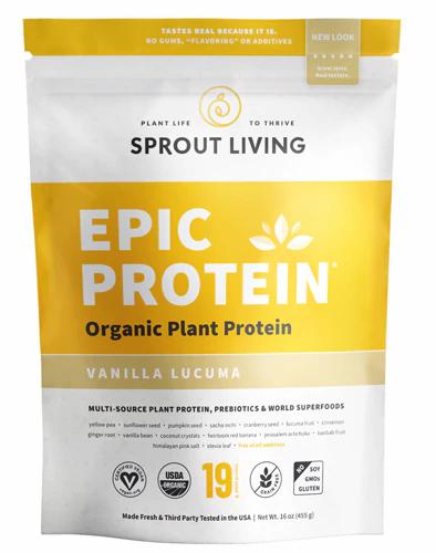 Epic Protein,Vanilla Lucuma, 16oz
