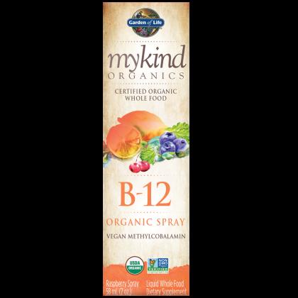 mykind Organics Organic B12 spray