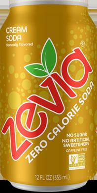 Zevia, Cream Soda