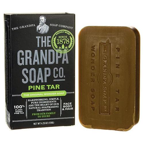 Grandpa Soap, Pine Tar 4.5oz