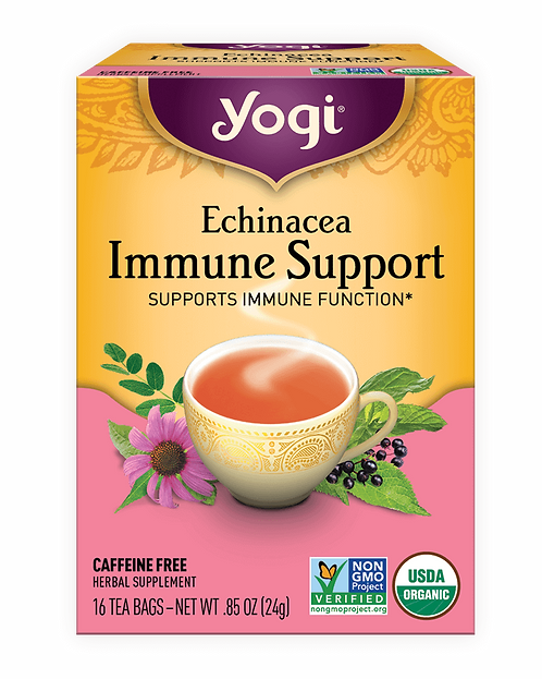 Yogi Teas, Immune Support