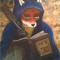 Scholarly Fox