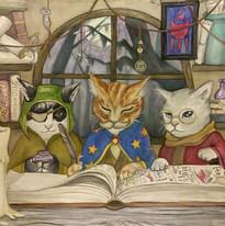 Cat Scholar