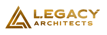 Legacy Architects-Logo-horiz-gold-w_text