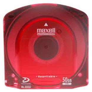 Maxell XDCAM 50GB