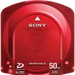 Sony XDCAM 50GB