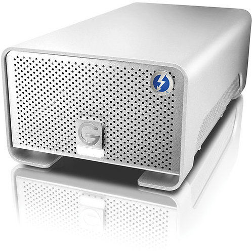G-Technology 8TB G-RAID External Hard Drive Array with Thunderbolt