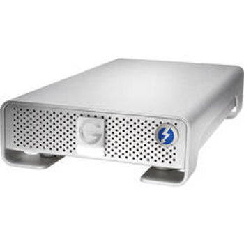 G-Technology 6TB G-DRIVE with Thunderbolt