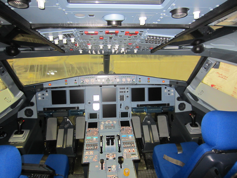 A320 simülatörü