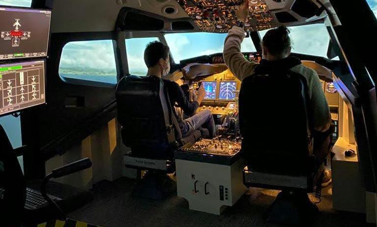 Sanal Uçuş Eğitimi 10 Saat   / Virtual Flight Course 10 Hours