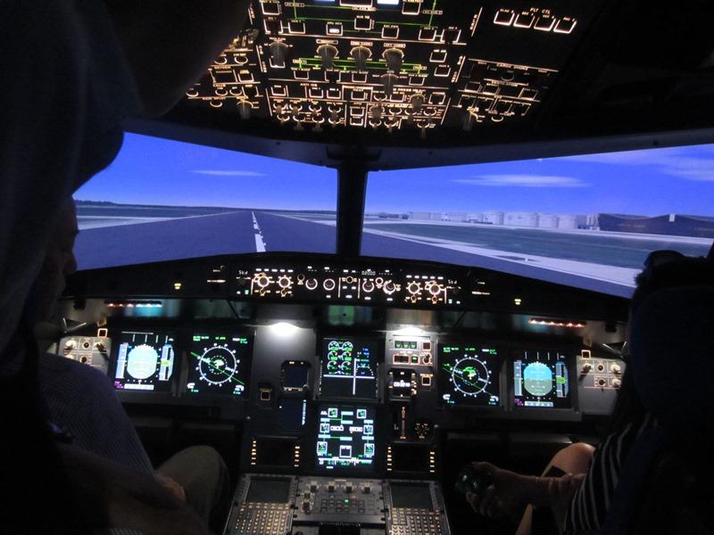 Airbus A320 görüntü sistemi