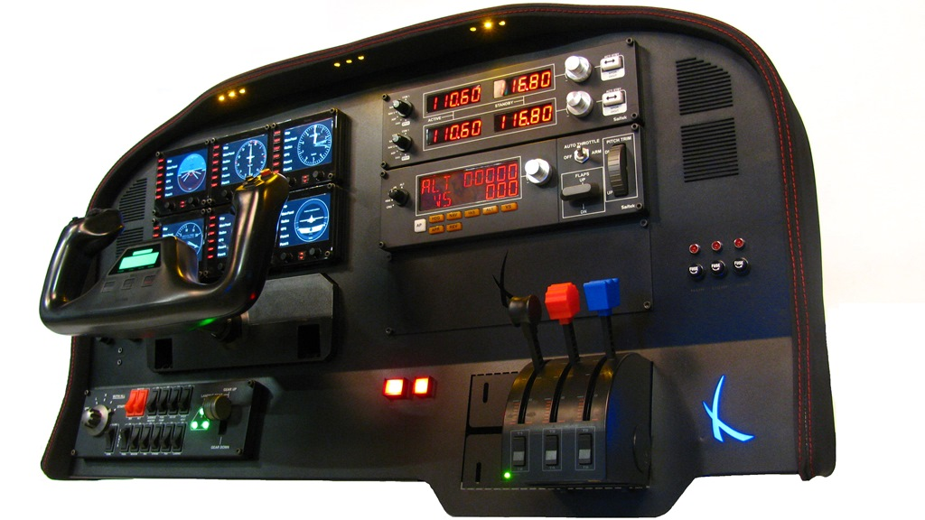 XTOP pro flight panel