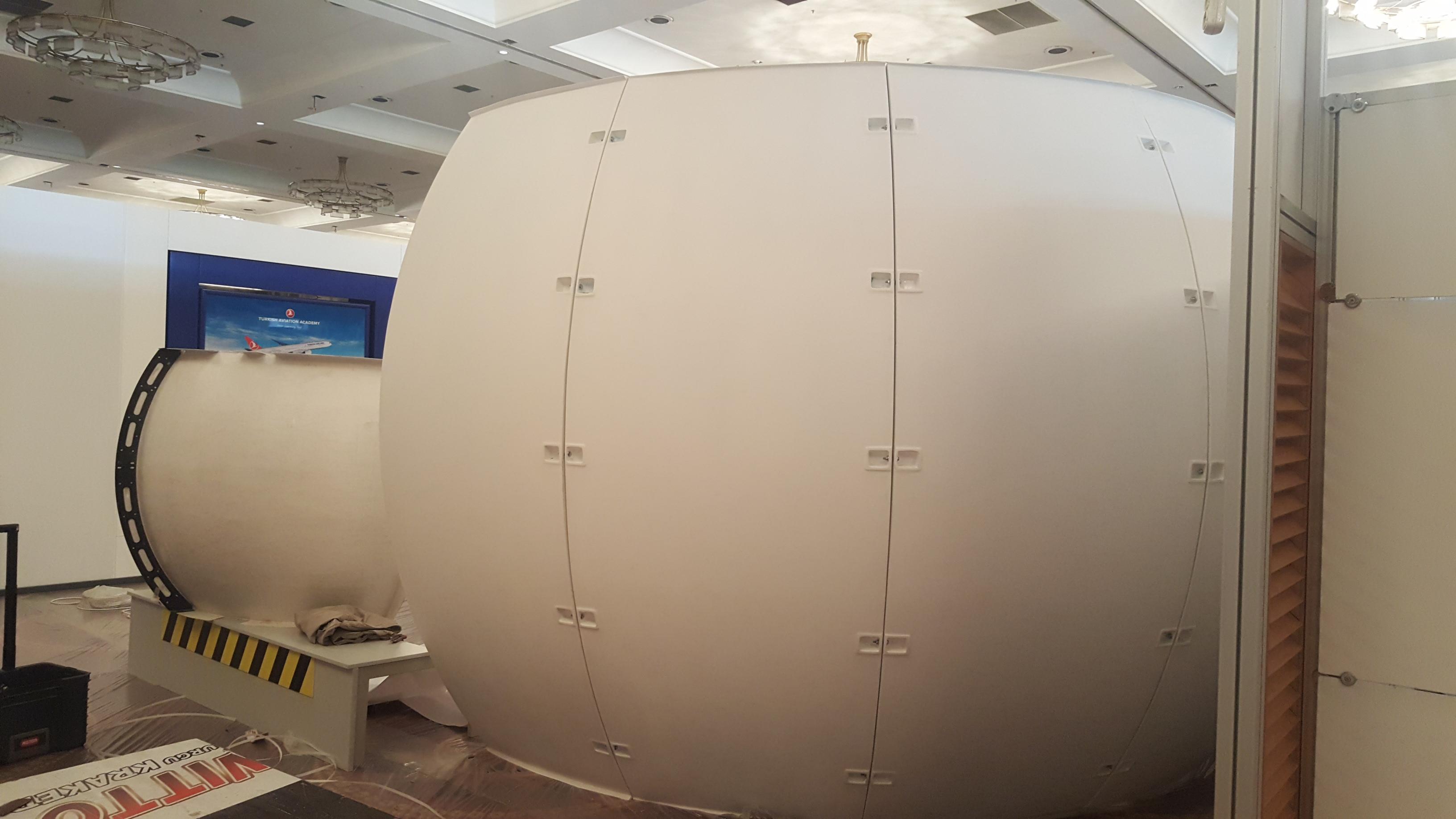 KUPOLS half dome