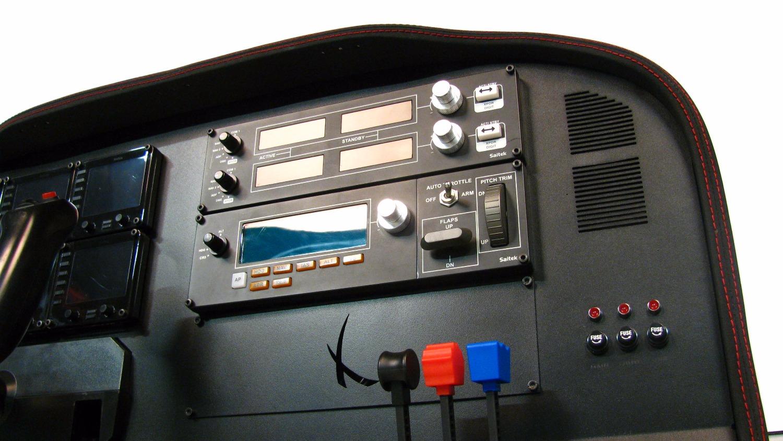 XTOP pro flight panel