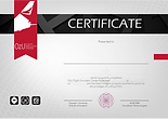 OZU flight simulator center certificate