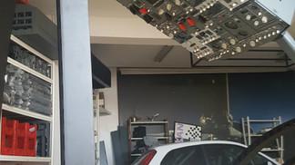 cockpit structure SOLO