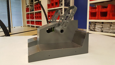 rudder pedal 737