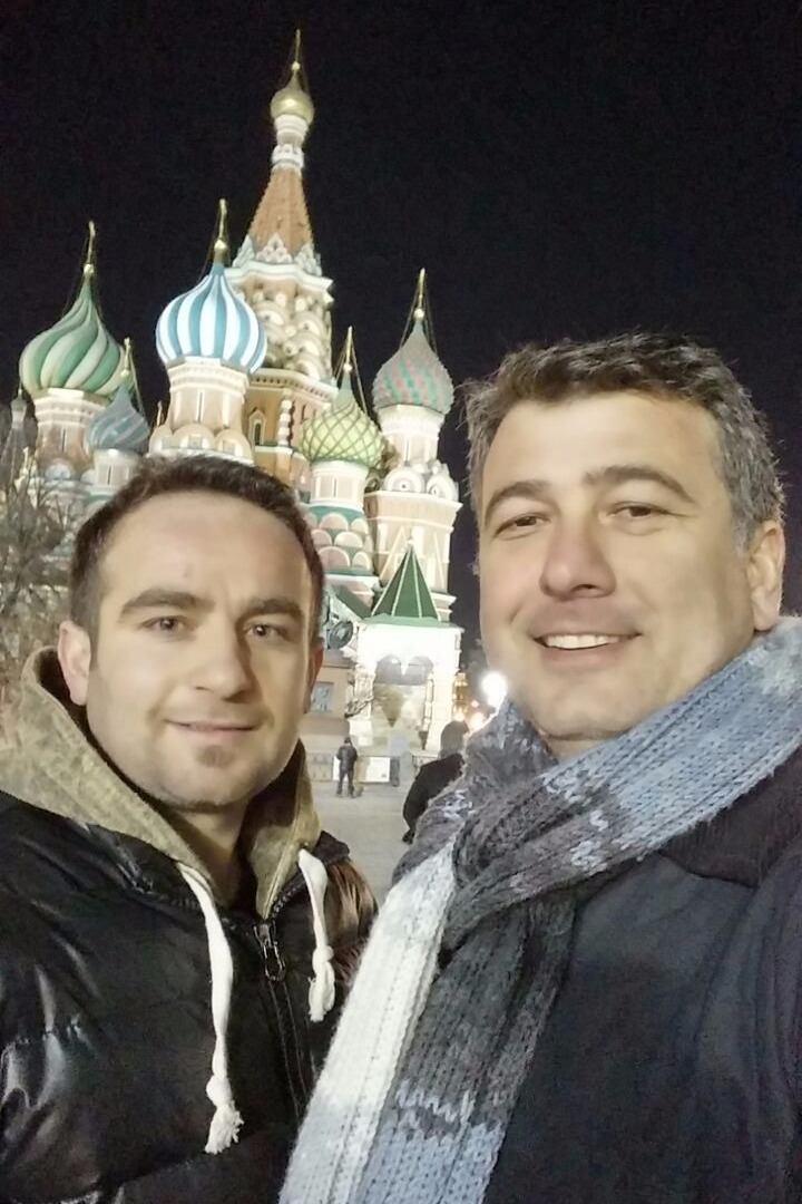 AGRONN Team at RUSSIA