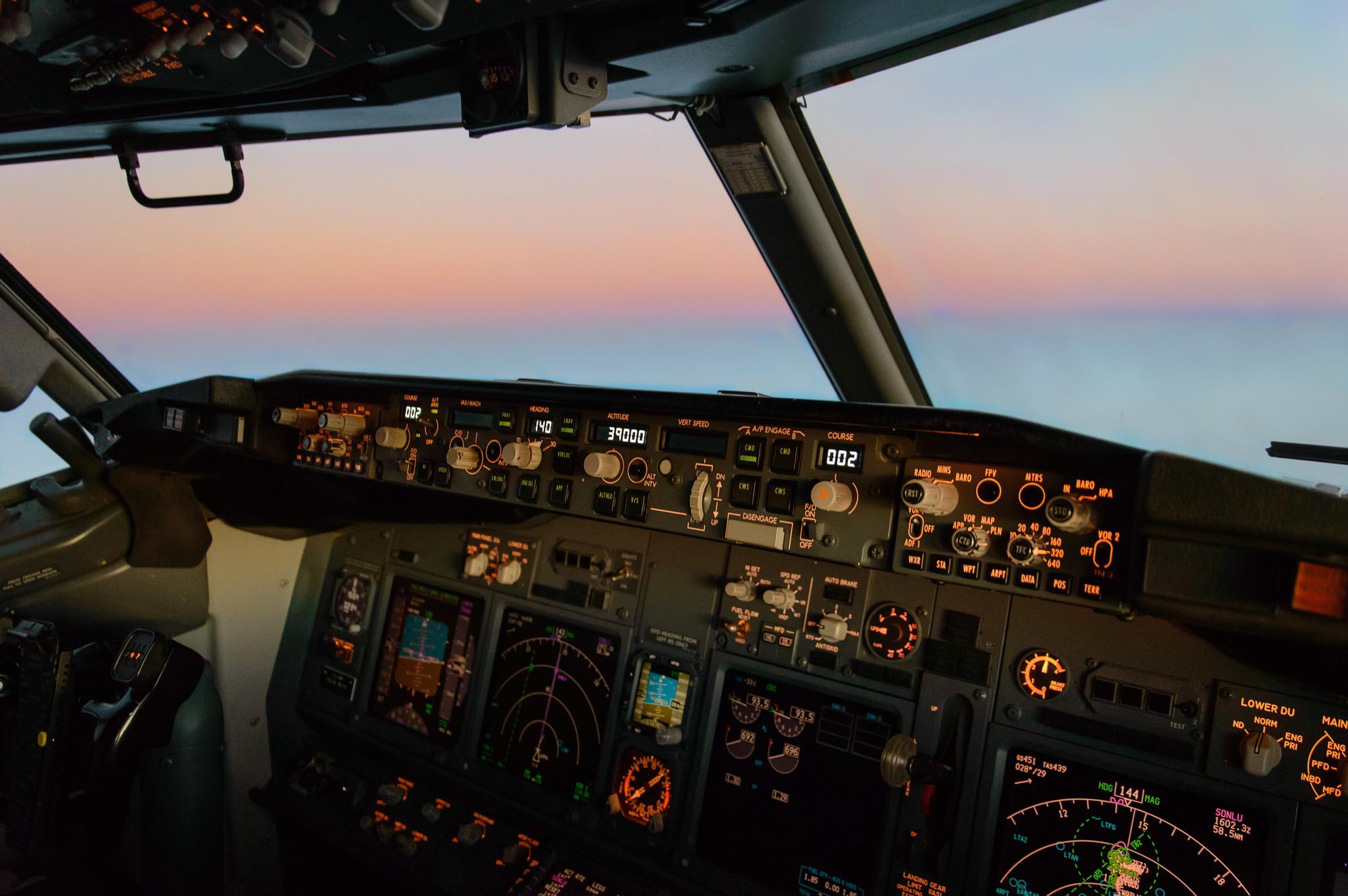 OZU flight simulator center