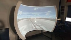STOKK curved screen