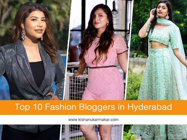 Top 10 Fashion Bloggers in Hyderabad - Best Fashion Influencers in Hyderabad