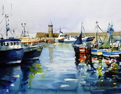 Dunmore Harbour, Co. Waterford