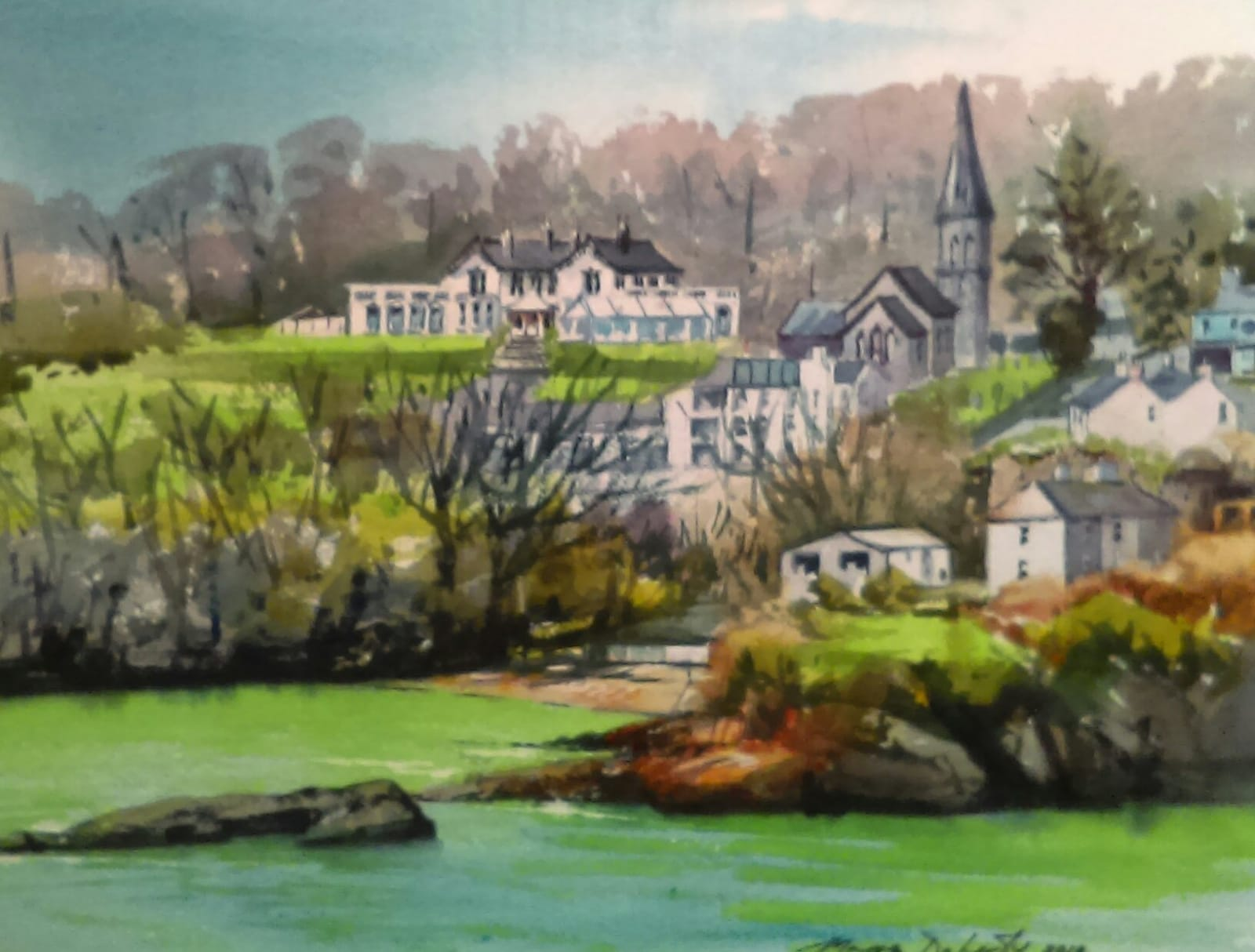 The Haven, Dunmore East, Co. Waterford