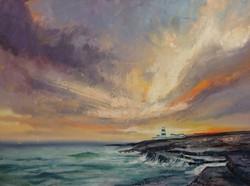Hood Head Lighthouse, Co. Wexford