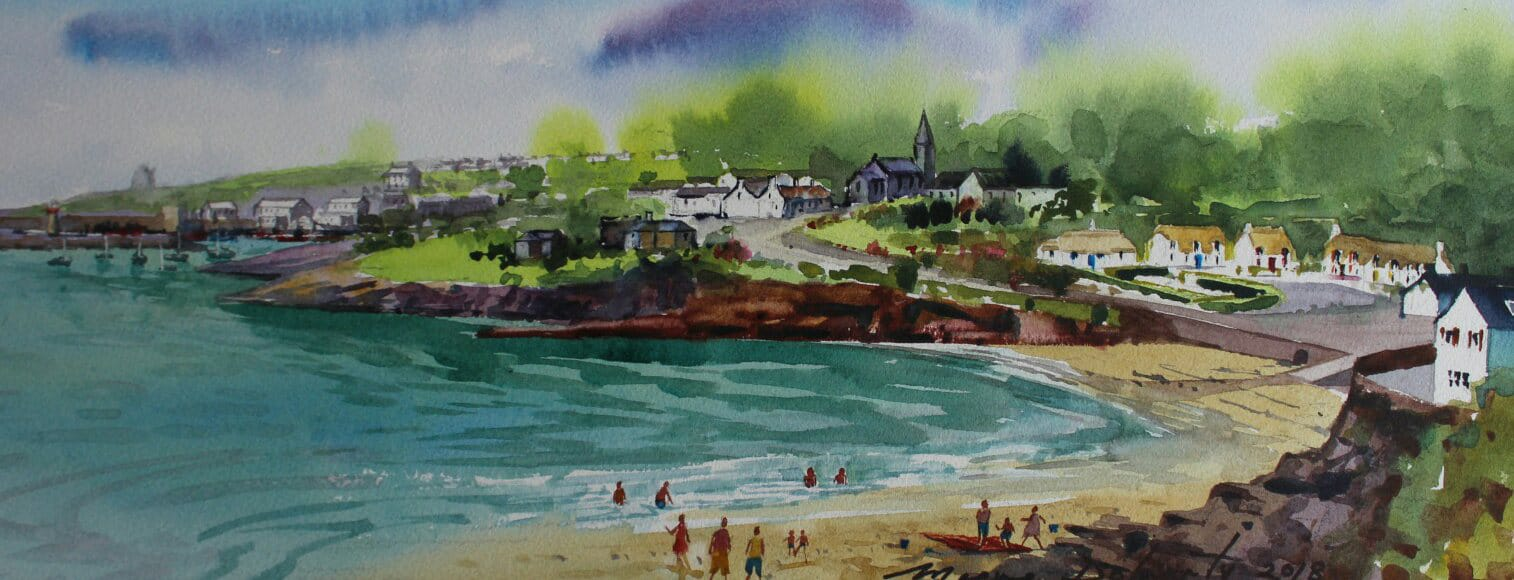 Dunmore East - Seaside