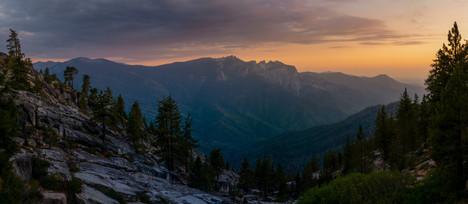 Mehrton Creek Sunset