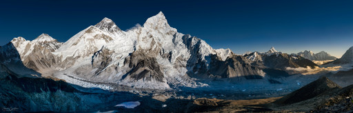 Lhotse, Everest, Ama Dablam