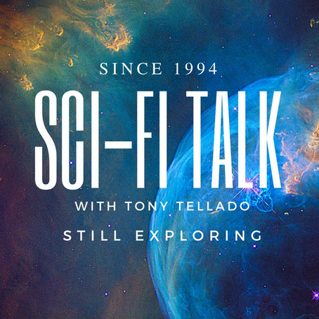 LUMINA director Gino McKoy discusses making film history, UFO abductions on Sci Fi Talk podcast
