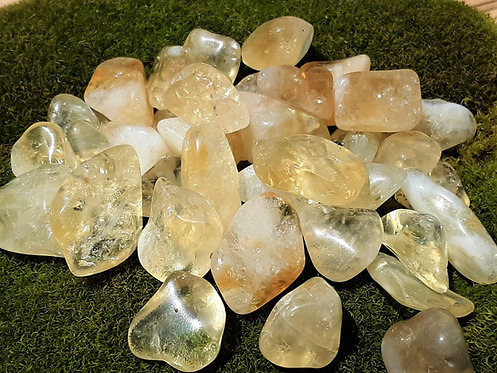 Common Citrine - Manifestation, Personal Will, Clarity, Creativity