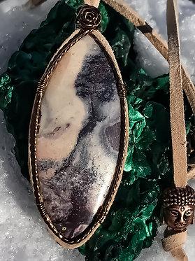 Porcelain Jasper - Poise, Healing & Completion