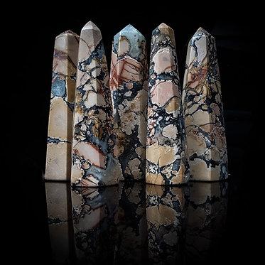 Maligano Jasper Tower - Creativity, Possibility, Divine Design