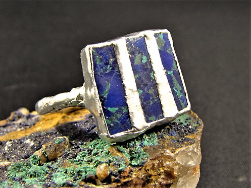 Azurite & Malachite ~ Visions, Intuition, Expanded Awareness