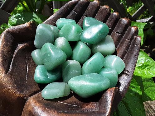 Green Aventurine - Vitality, Growth, Confidence